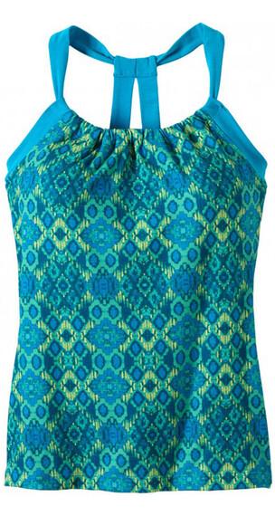 Prana Quinn Tanktop turquoise